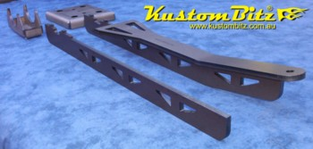 Traction Bars for Drag Racing applications